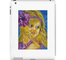 Kayleigh #1 iPad Case/Skin