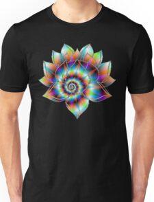 Psychedelic Lotus Unisex T-Shirt