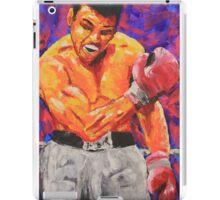 Muhammed Ali#1 iPad Case/Skin