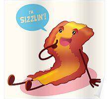Sizzlin' Bacon!!! Poster