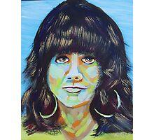 Linda Ronstadt #1 Photographic Print
