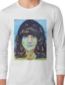 Linda Ronstadt #1 Long Sleeve T-Shirt