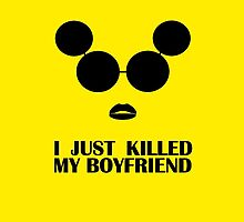 Lady Gaga - I Just Killed My Boyfriend by HausOfBaileyA
