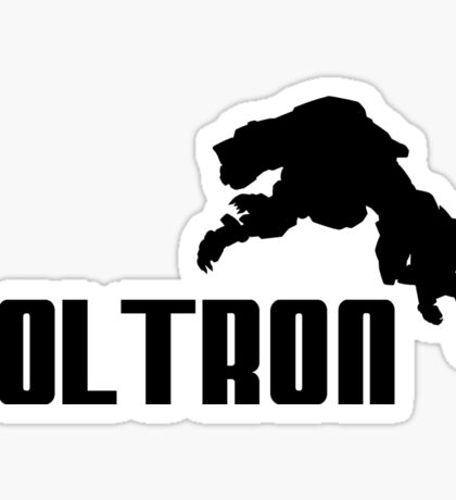 Voltron Sticker
