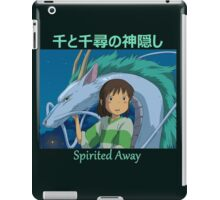 Spirited Away -  Haku and Chihiro - (Designs4You) - Anime iPad Case/Skin