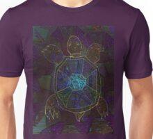 Tortoise Squared Relaxation Unisex T-Shirt