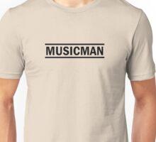 Musicman (black) Unisex T-Shirt