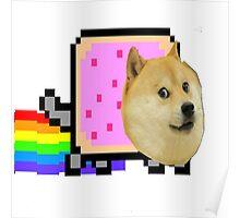 Nyan Doge Poster