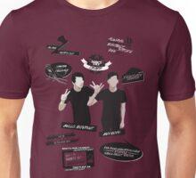 Dan & Phil - Quotes Unisex T-Shirt
