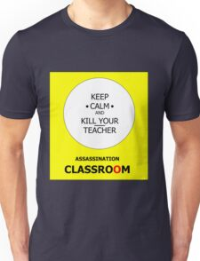 ASSASSINATION CLASSROOM Unisex T-Shirt
