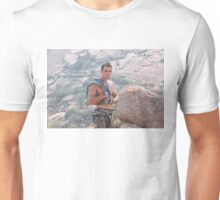 MOUNTAIN CLIMBER BY JEFF BREWSTER Unisex T-Shirt