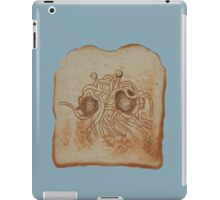 Blessed Noodly Appendages on Toast iPad Case/Skin
