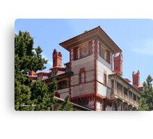 Hotel Ponce de Leon ~ Lavish Splendor Metal Print