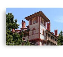 Hotel Ponce de Leon ~ Lavish Splendor Canvas Print