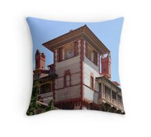 Hotel Ponce de Leon ~ Lavish Splendor Throw Pillow