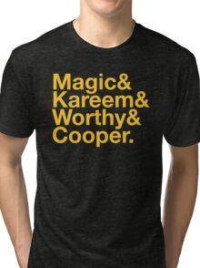 Showtime Tri-blend T-Shirt
