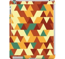 Triangle world iPad Case/Skin