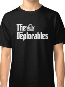 The Basket of Deplorables Classic T-Shirt