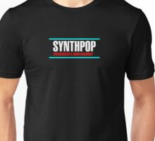 Synthpop colorful Unisex T-Shirt