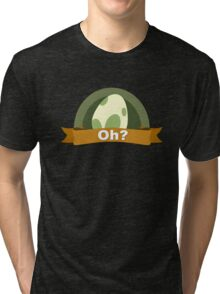 Pokemon Egg Tri-blend T-Shirt