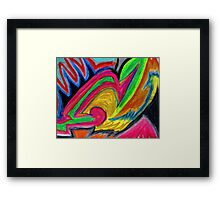 Path to DNA Framed Print
