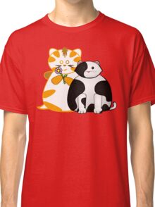 Frazzle and Basil Teamwork Tee Classic T-Shirt
