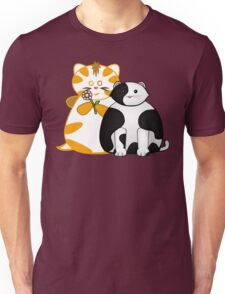 Frazzle and Basil Teamwork Tee Unisex T-Shirt