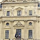 Cour de Cassation - Paris by Yannik Hay
