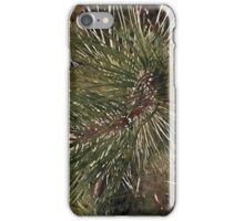 Fir Tree Watercolour iPhone Case/Skin