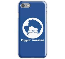 the IT crowd moss flippin' awesome phone case iPhone Case/Skin