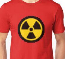 PIXELATED Nuclear Logo Unisex T-Shirt