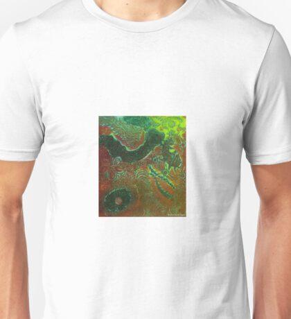 Phallic Heart Unisex T-Shirt