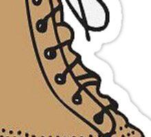 Bean Boots Lilly Pulitzer Sticker