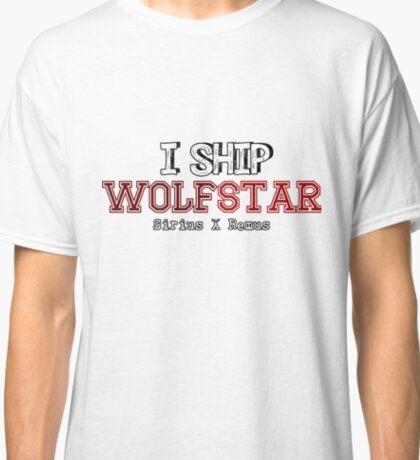I Ship wolfstar Classic T-Shirt