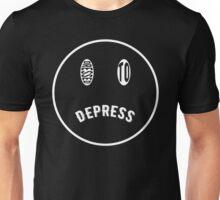 Dressed to Depress Unisex T-Shirt