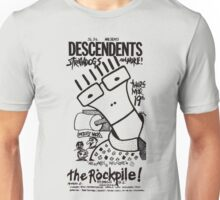 Old Descendents Flyer Unisex T-Shirt