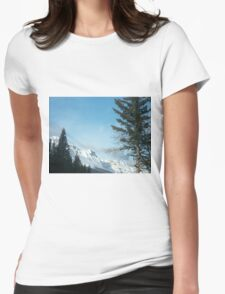 Beautiful Banff Womens Fitted T-Shirt