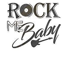 Rock Me Baby Photographic Print