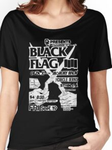 Old Black Flag Flyer Women's Relaxed Fit T-Shirt