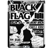 Old Black Flag Flyer iPad Case/Skin