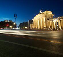 Platz des 18. März, Berlin by Nicholas Coates