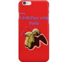 Voodoo Doll iPhone Case/Skin