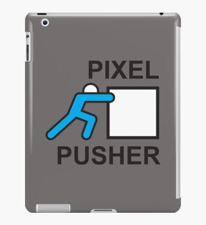 PIXEL PUSHER iPad Case/Skin