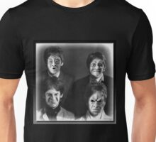 The Freaky Fab Four Unisex T-Shirt