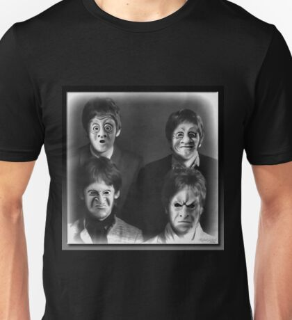 The Freaky Fab Four Unisex T-Shirt