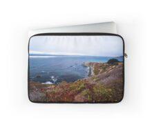 Wild Seacoast - Nature Photography  Laptop Sleeve