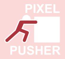 PIXEL PUSHER - Alternate Baby Tee