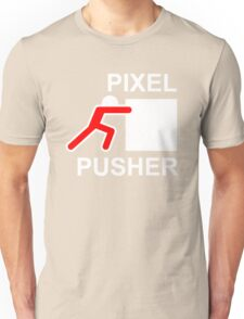 PIXEL PUSHER - Alternate Unisex T-Shirt