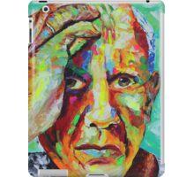 Pablo Picasso #1 iPad Case/Skin