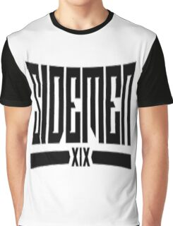 Sidemen Logo Graphic T-Shirt